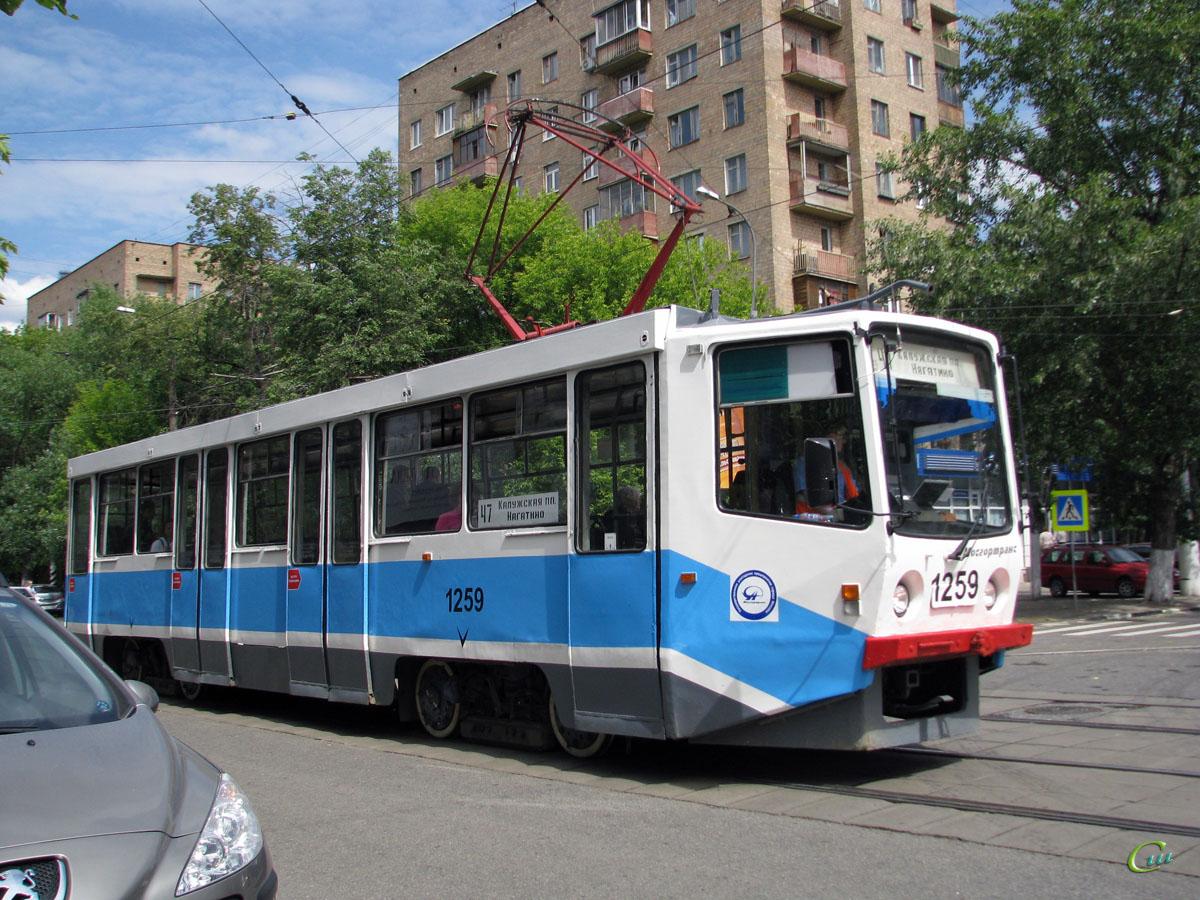 Москва. 71-608КМ (КТМ-8М) №1259