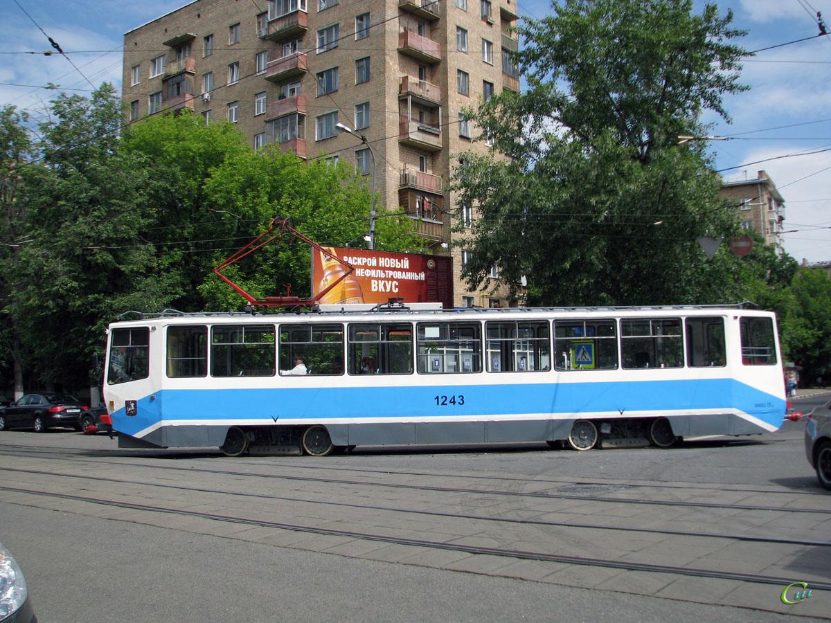 Москва. 71-608КМ (КТМ-8М) №1243