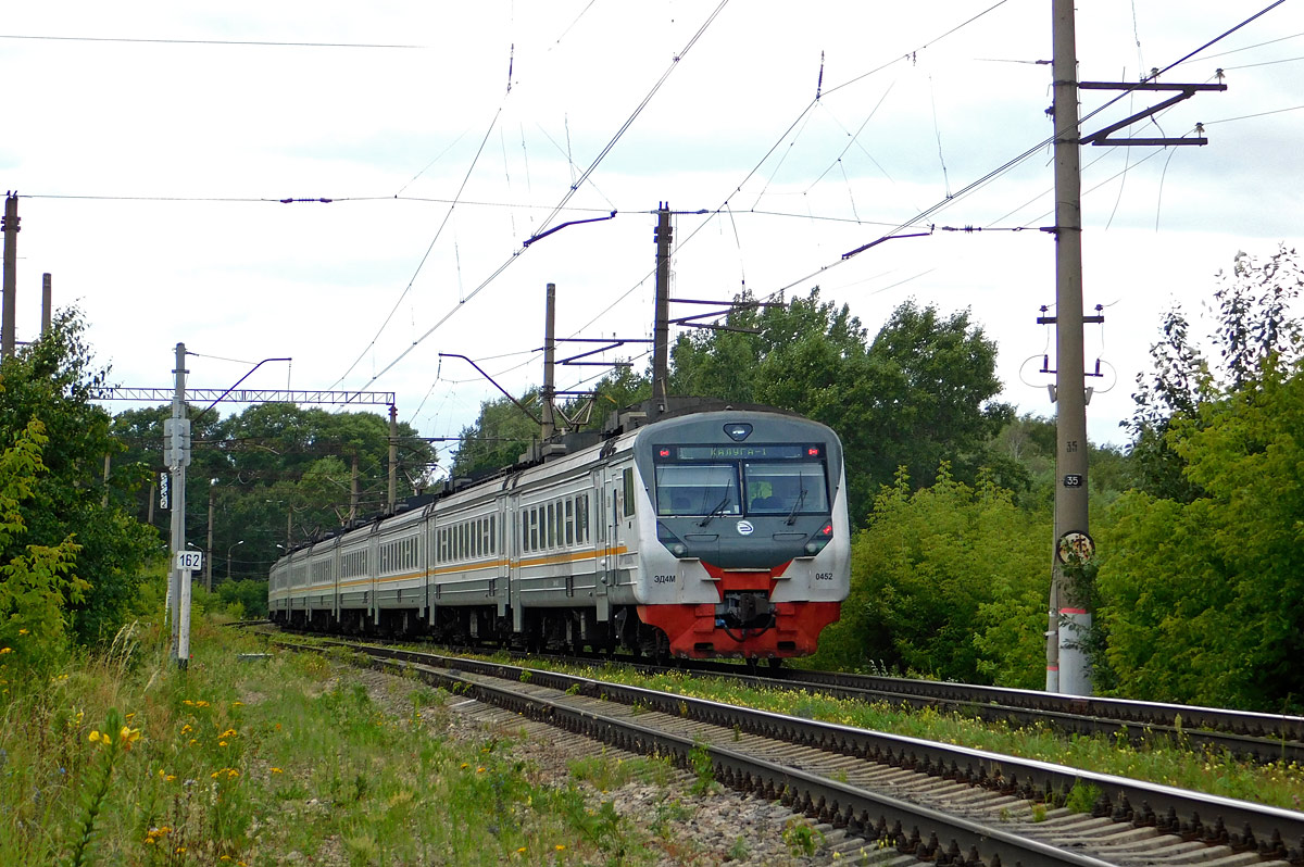Калуга. ЭД4М-0452
