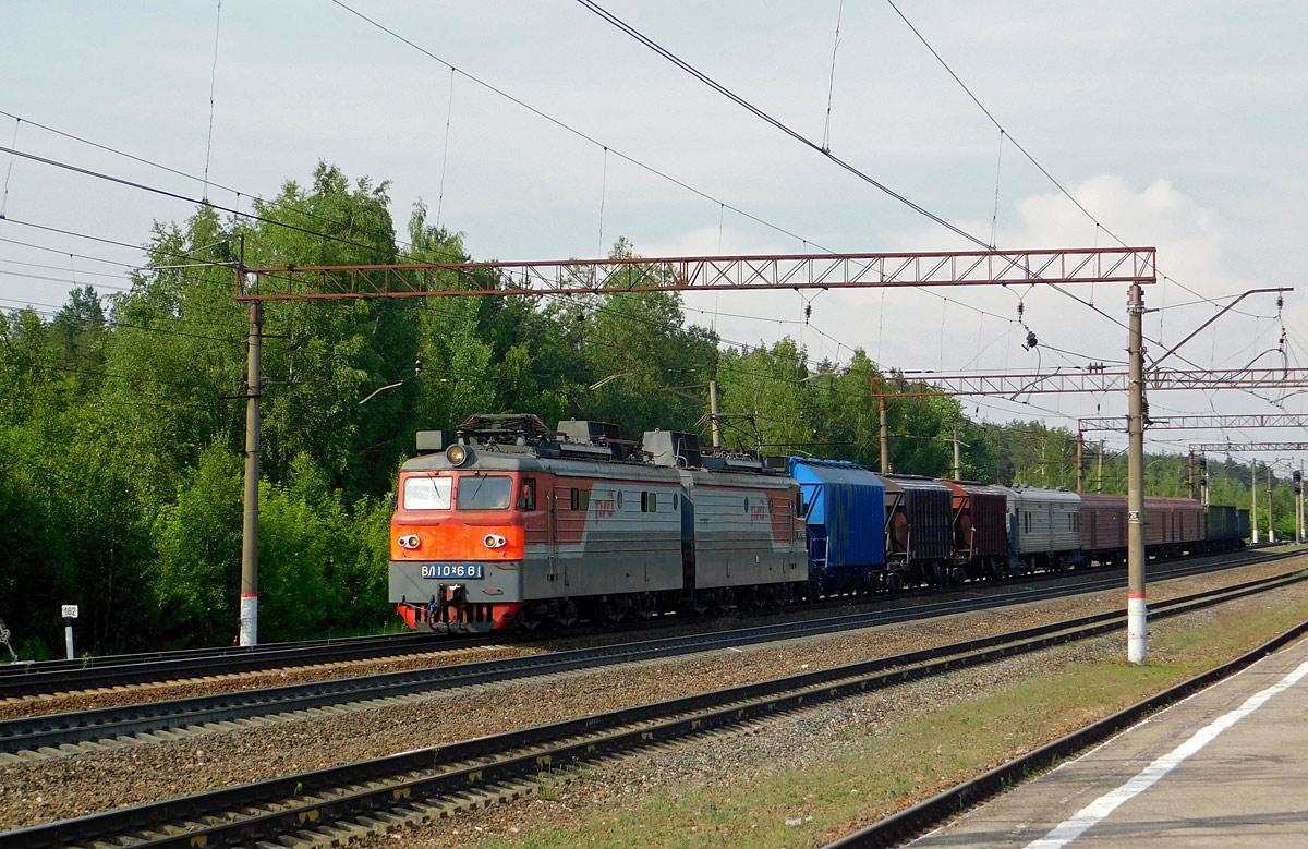 Калуга. ВЛ10у-661