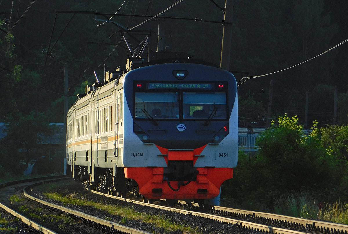 Калуга. ЭД4М-0451