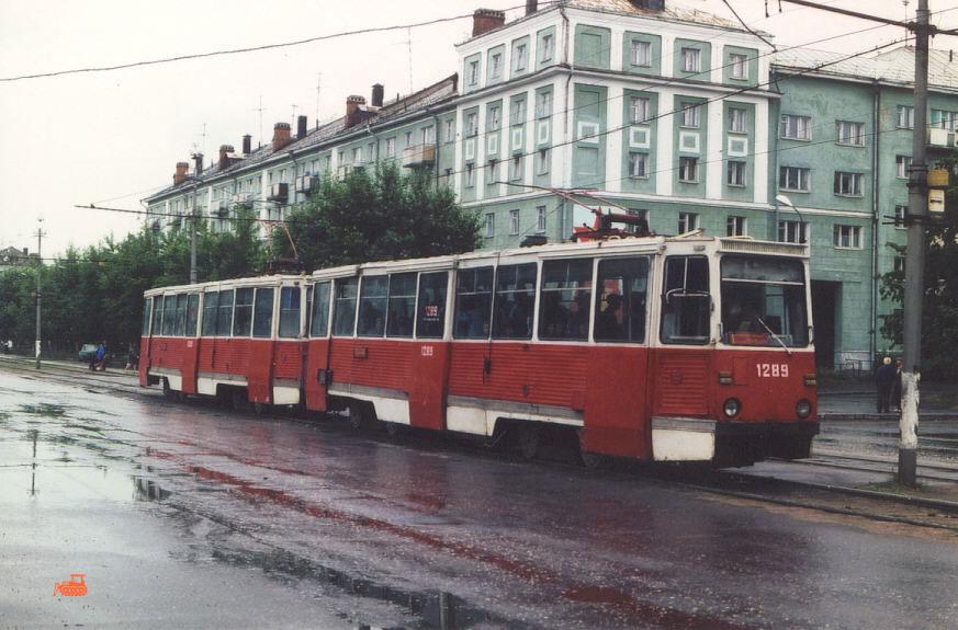 Дзержинск (Россия). 71-605 (КТМ-5) №1289, 71-605 (КТМ-5) №1290