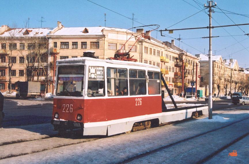 Дзержинск (Россия). 71-605 (КТМ-5) №226