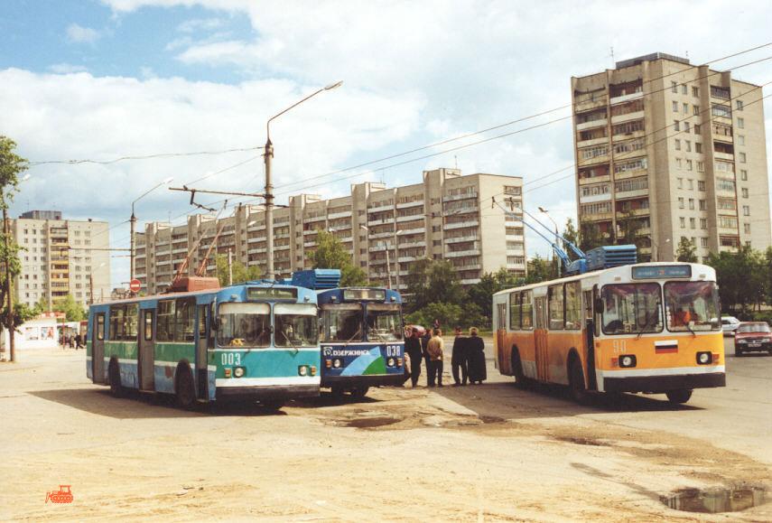 Дзержинск (Россия). ЗиУ-682В00 №003, ЗиУ-682Г00 №038, ЗиУ-682В №90