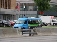 Москва. Луидор-2232 (Mercedes-Benz Sprinter) р549тм