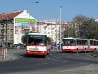Прага. Karosa B941 AV 68-06, Karosa B941E AKA 01-16