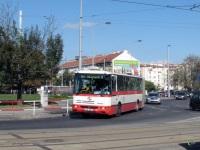 Прага. Karosa B961 2A6 0681