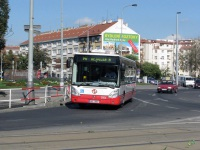Прага. Irisbus Citelis 12M 6A6 9907