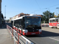 Прага. SOR NB 18 1AZ 7106