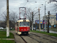 Мариуполь. Tatra T3A №725