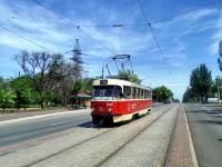 Мариуполь. Tatra T3SUCS №1021