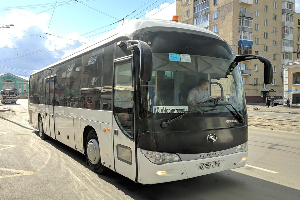 Кемерово. King Long XMQ6120C е025ее
