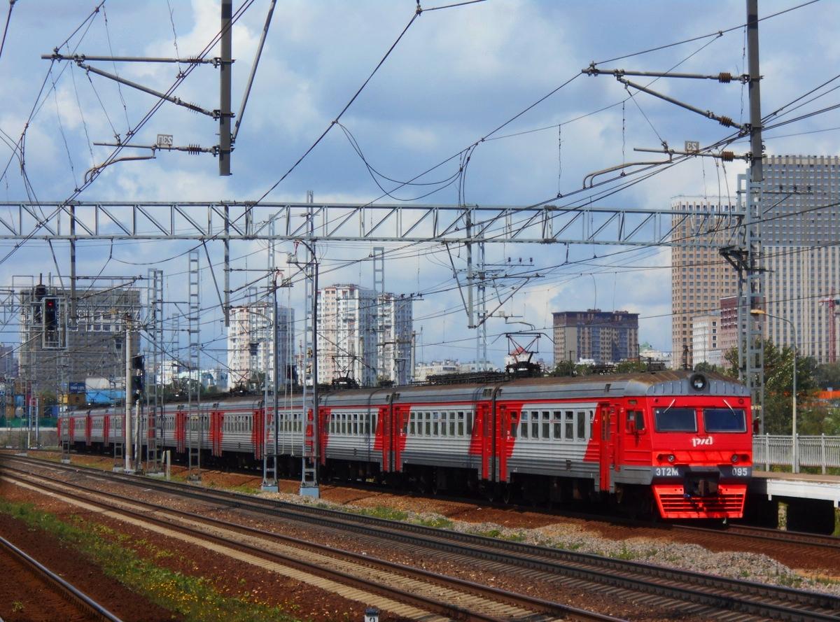 Москва. ЭТ2М-095