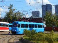 Москва. Tatra T3 (МТТЧ) №1371