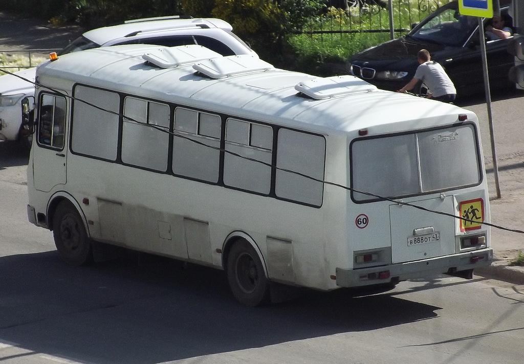 Омск. ПАЗ-4234 в888от