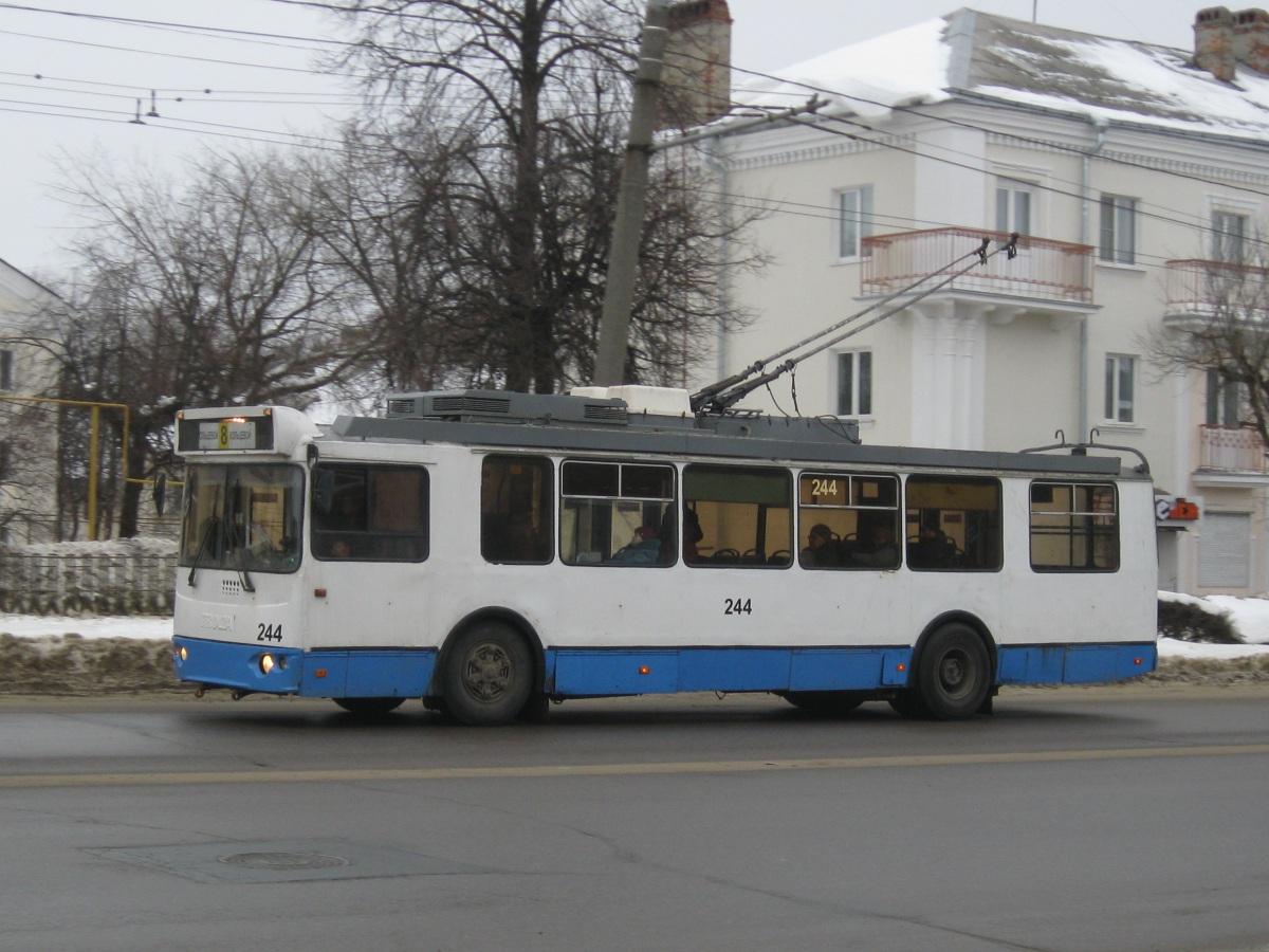 Владимир. ЗиУ-682Г-016.02 (ЗиУ-682Г0М) №244