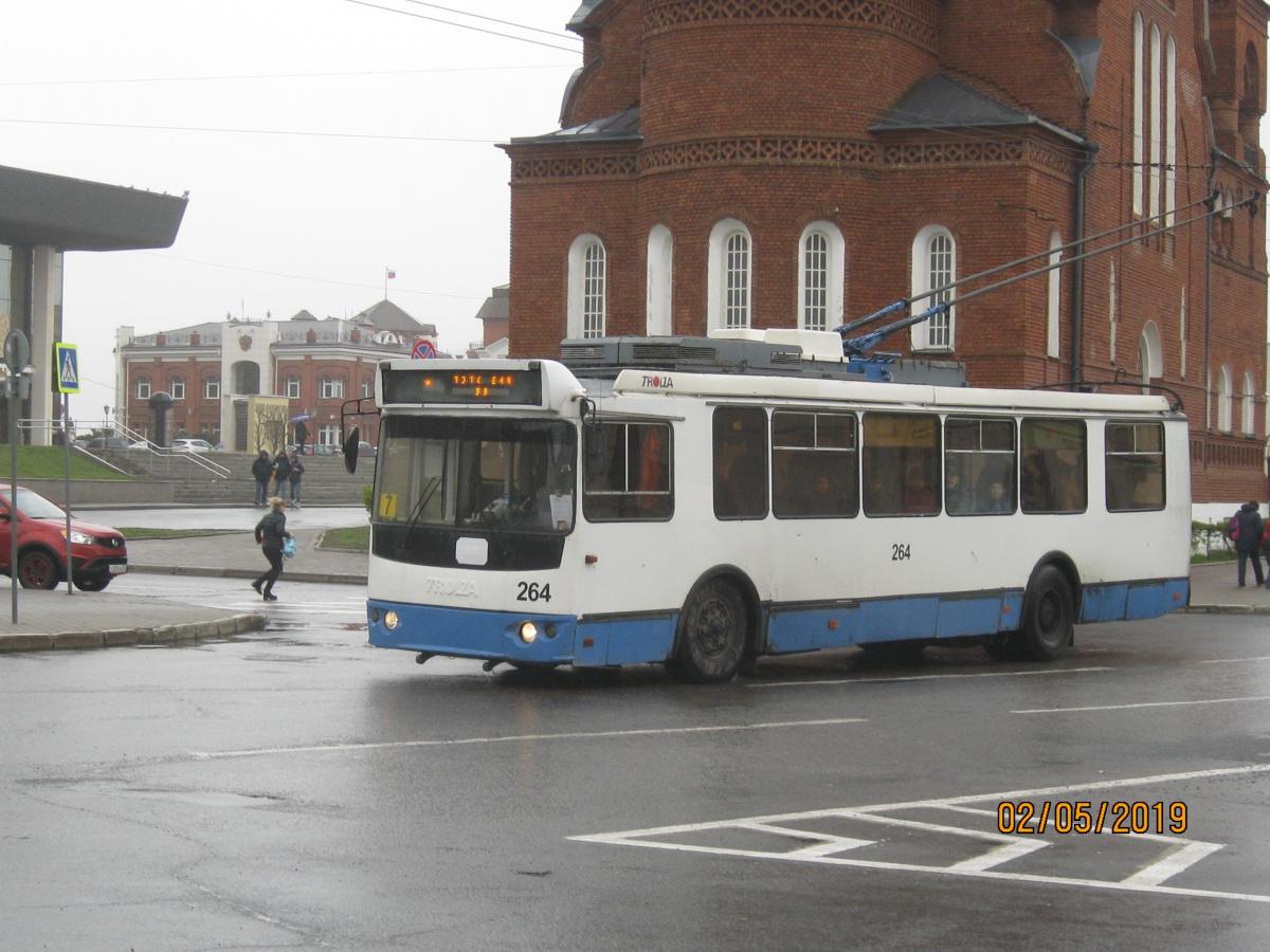 Владимир. ЗиУ-682Г-016.04 (ЗиУ-682Г0М) №264