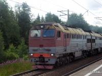 Луга. 2ТЭ116У-0124