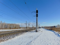 Челябинск. Станция Биргильда