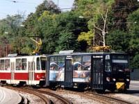 Братислава. Tatra T6A5 №7909, Tatra T6A5 №7910