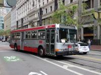 Сан-Франциско. NABI 416 1037282