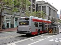 Сан-Франциско. New Flyer XDE40 1421049
