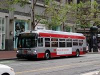 Сан-Франциско. New Flyer XDE40 1421200