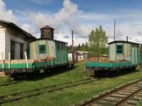 Алапаевск. Турные вагоны