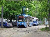 Москва. Tatra T3 (МТТЧ) №3408, 71-619А (КТМ-19А) №2148