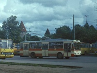 Таллин. Škoda 14Tr02 №248, Ikarus 260.01 20-22ЕАЩ