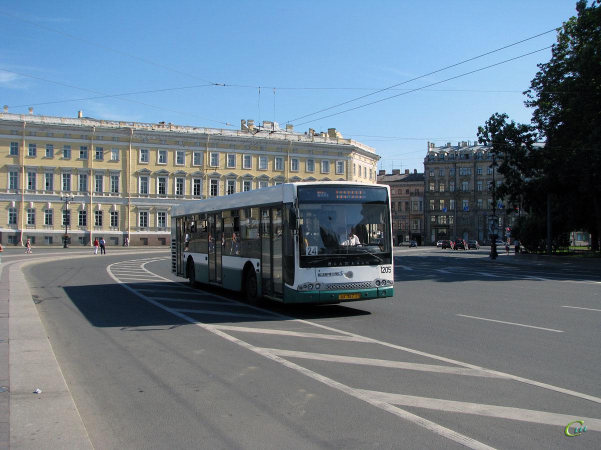 Санкт-Петербург. Волжанин-5270.06 ва167