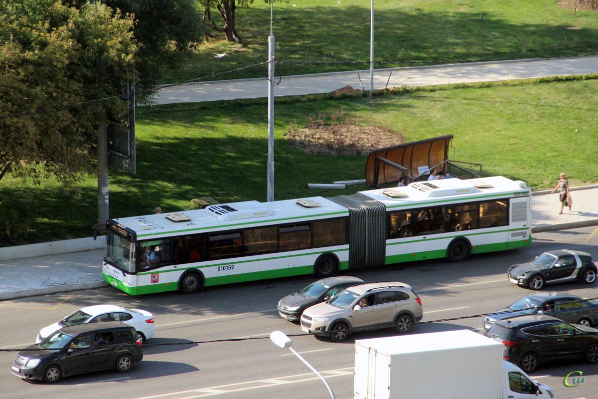 Москва. ЛиАЗ-6213.22 к544ев