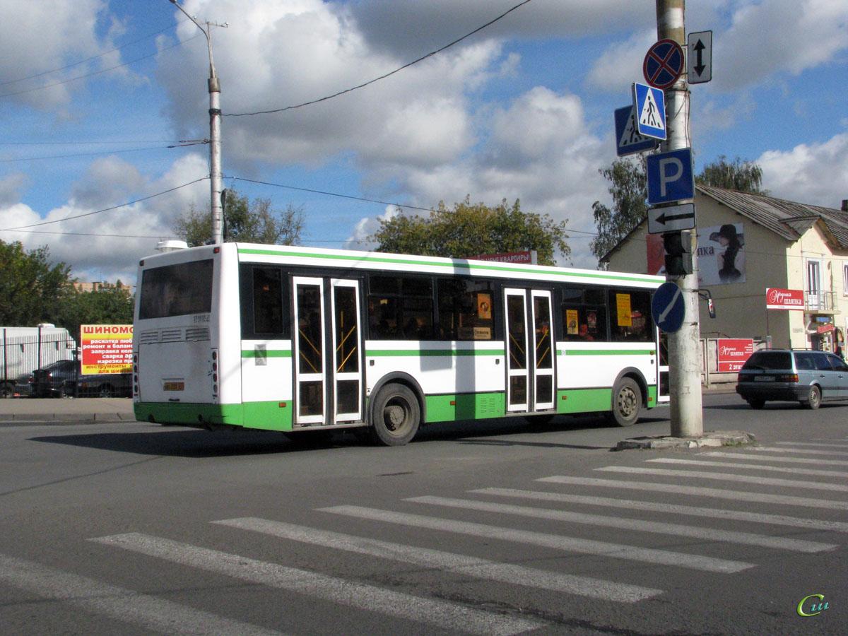 Смоленск. ЛиАЗ-5256.36 ае223