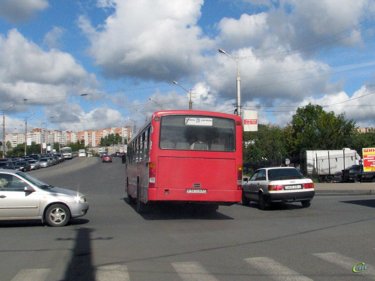 Смоленск. Mercedes-Benz O345 р141св