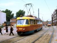 Нижний Новгород. Tatra T3SU №2604
