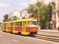 Нижний Новгород. Tatra T3SU №2676, Tatra T3SU №2677