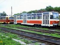 Нижний Новгород. Tatra T6B5 (Tatra T3M) №2916, РВЗ-6М2 №2832