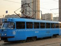 Москва. Tatra T3 (МТТЧ) №30150