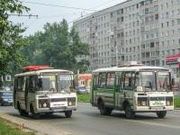 Томск. ПАЗ-32051-110 е165ом, ПАЗ-32051-110 е688нс