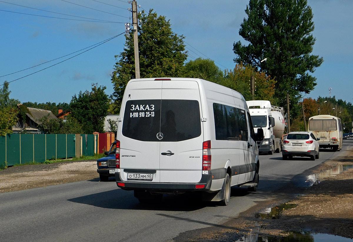 Калуга. Луидор-2232 (Mercedes-Benz Sprinter) о133мм