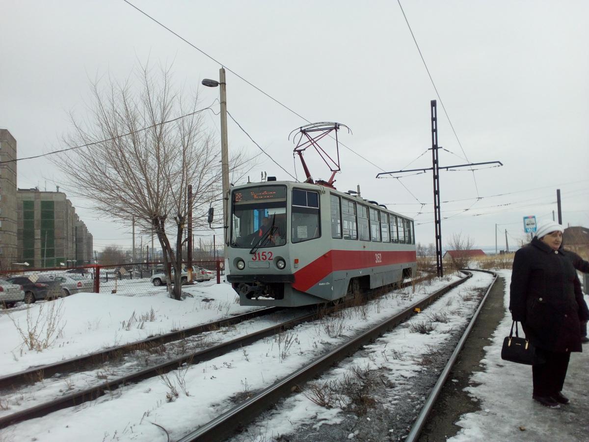 Магнитогорск. 71-608КМ (КТМ-8М) №3152
