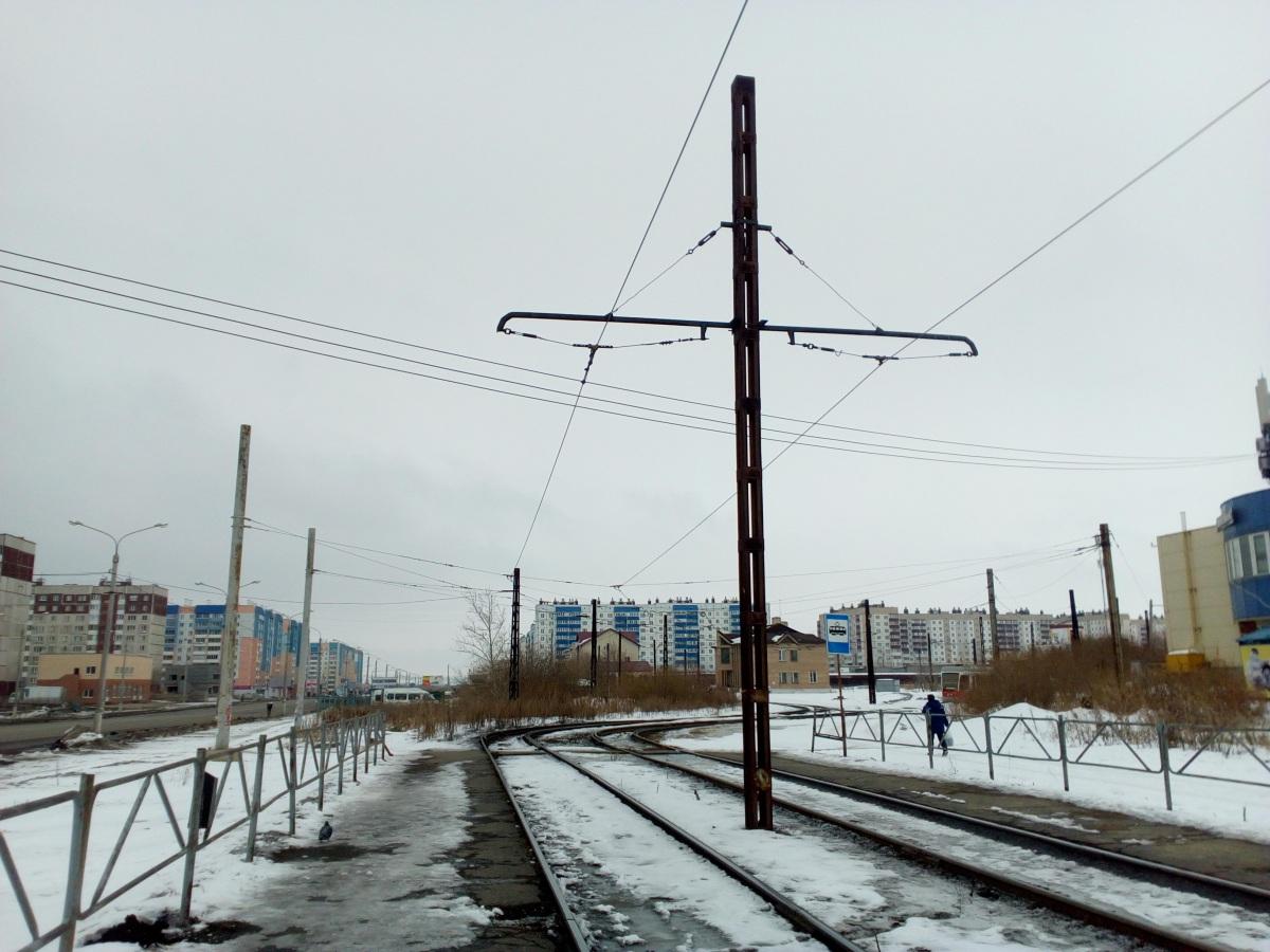 Магнитогорск. Конечная станция Зелёный лог