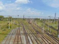Челябинск. Станция Челябинск-Южный