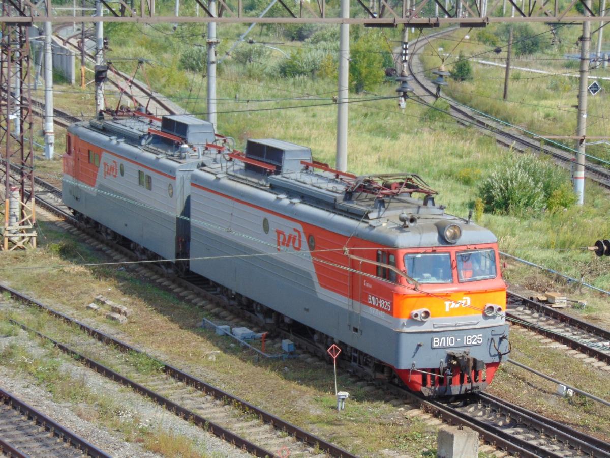 Челябинск. ВЛ10-1825