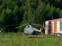 Воротынск. Вертолёт Ми-8