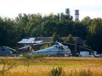 Воротынск. Вертолёт Ми-10К RA-04127