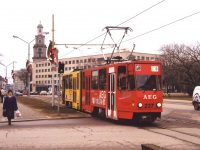 Лиепая. Tatra KT4D №237