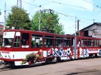 Лиепая. Tatra KT4D №246