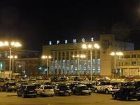 Брянск. Вокзал станции