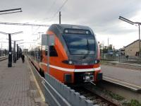 Таллин. Stadler FLIRT (EMU)-1330